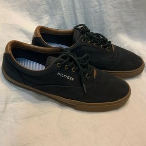 Tommy Hilfiger Canvas Men's Shoes size 10.5